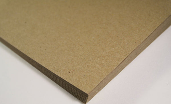 Eco Kraft Paper A4 130 GSM Brown 100% Recycled 100 Sheet Pack