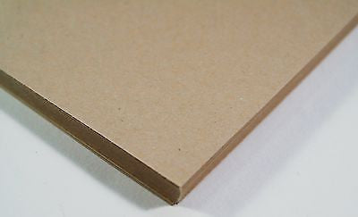 Recycled Eco Kraft Paper 100 GSM Buff A4 25 sheet pack
