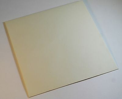 Premium Quality Ivory Greeting Card Envelopes 130 GSM 155mm X 155mm 10 Pack