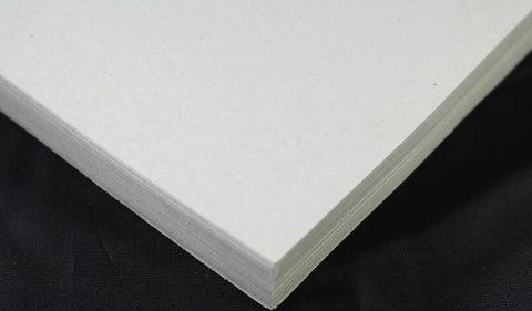 Recycled Paper A4 100 GSM 100% Recycled  Eco White Kraft 1 - 100 sheet packs