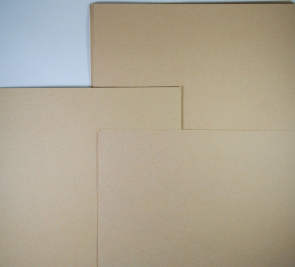 Recycled Eco Kraft Paper 100 GSM Buff A4 100 sheet pack