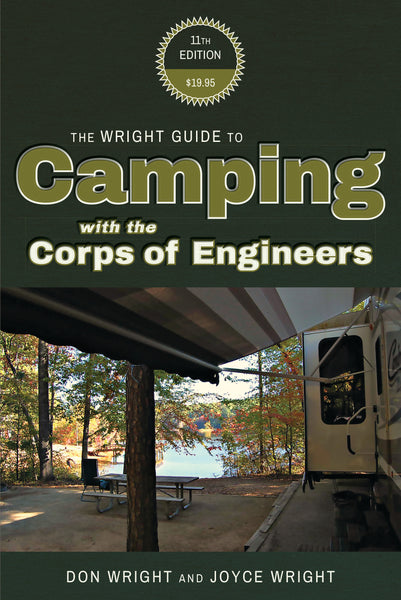 CAMPING WITH THE CORPS OF ENGINEERS 11TH EDITION!