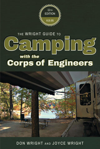 "<p><span style=""color: #ff0000;"">COMING APRIL 2018 - PRE ORDER NOW!</span></p> <p><span style=""color: #ff0000;"">CAMPING WITH THE CORPS OF ENGINEERS 11TH EDITION!</span></p> <p><span style=""color: #6aa84f;"">SHIPS APRIL 2018</span></p>"