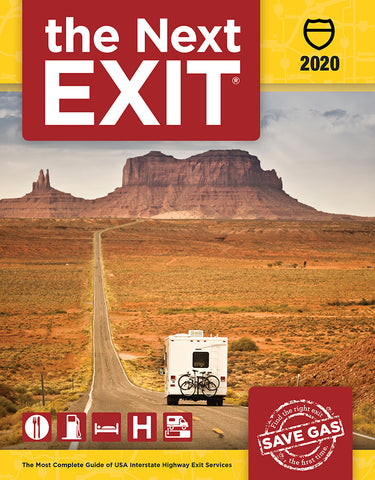 The Next Exit 2020  Mark Watson