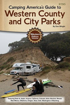 Western County and City Parks 1st Edition