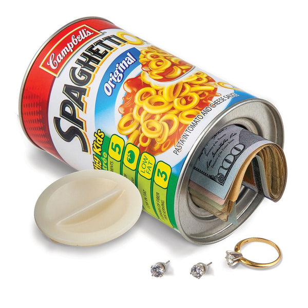 SpaghettiOs can safe from BigMouth Inc..