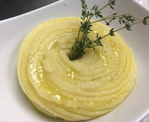 Pipped Mashed Potatoes