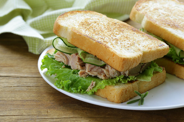 Tuna Salad (BOXED)