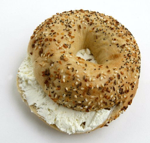 Bagel & Cream Cheese (BOXED)
