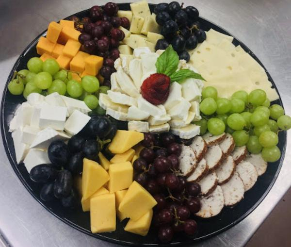 Deluxe Cheese Platter (MIN. 10)