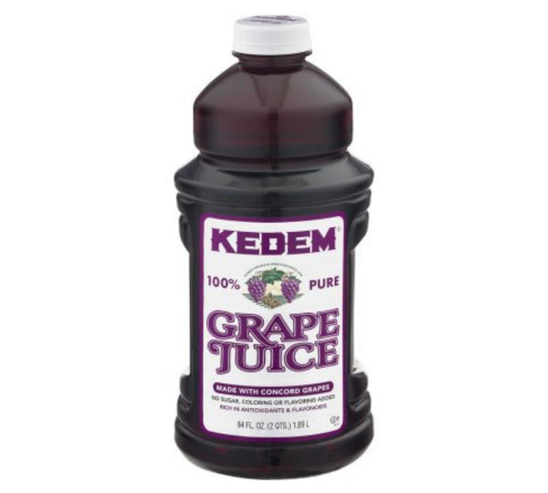 Grape Juice, large bottle