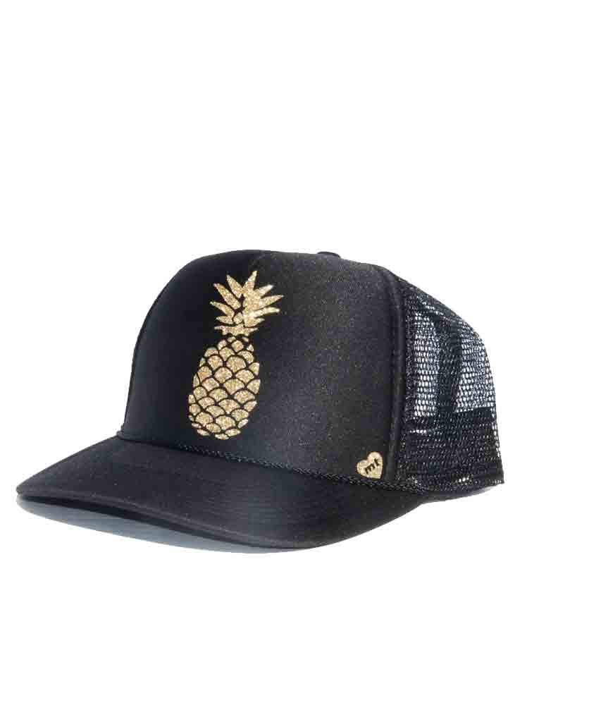 Pineapple Gold Trucker Hat