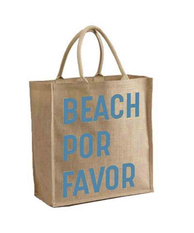 Beach Por Favor Tote