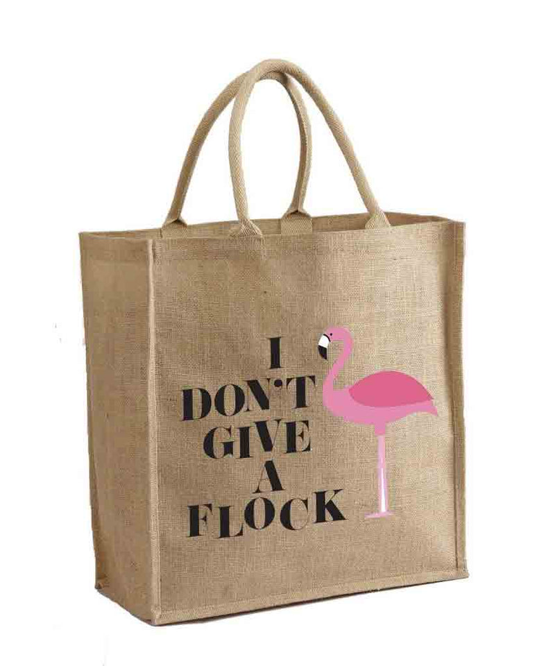 I Don't Give A Flock Tote