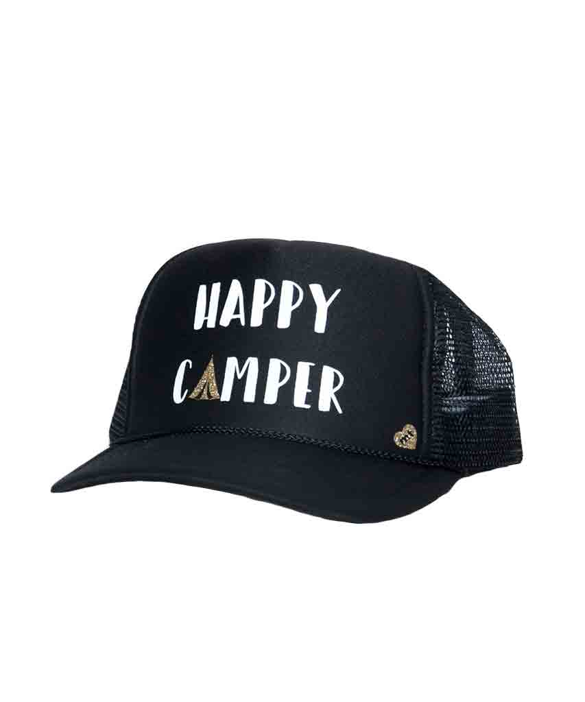 Happy Camper Trucker Hat