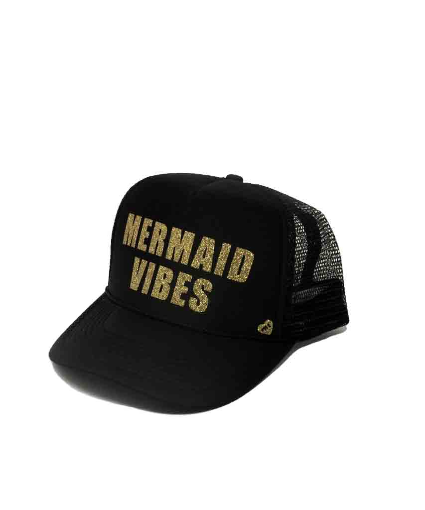 Mermaid Vibes Trucker Hat