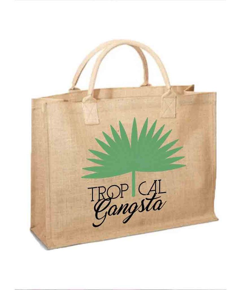 Tropical Gangsta Tote