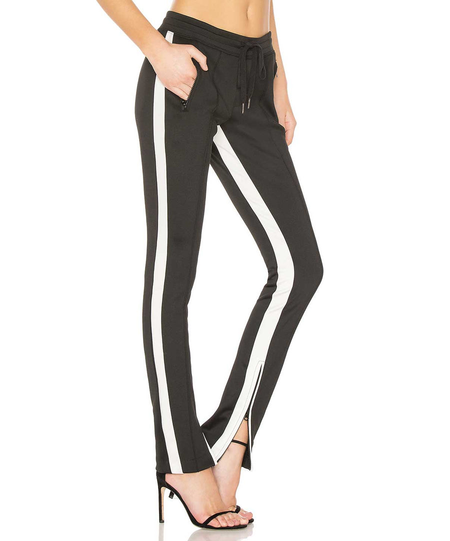 Low Rise Cigarette Pant