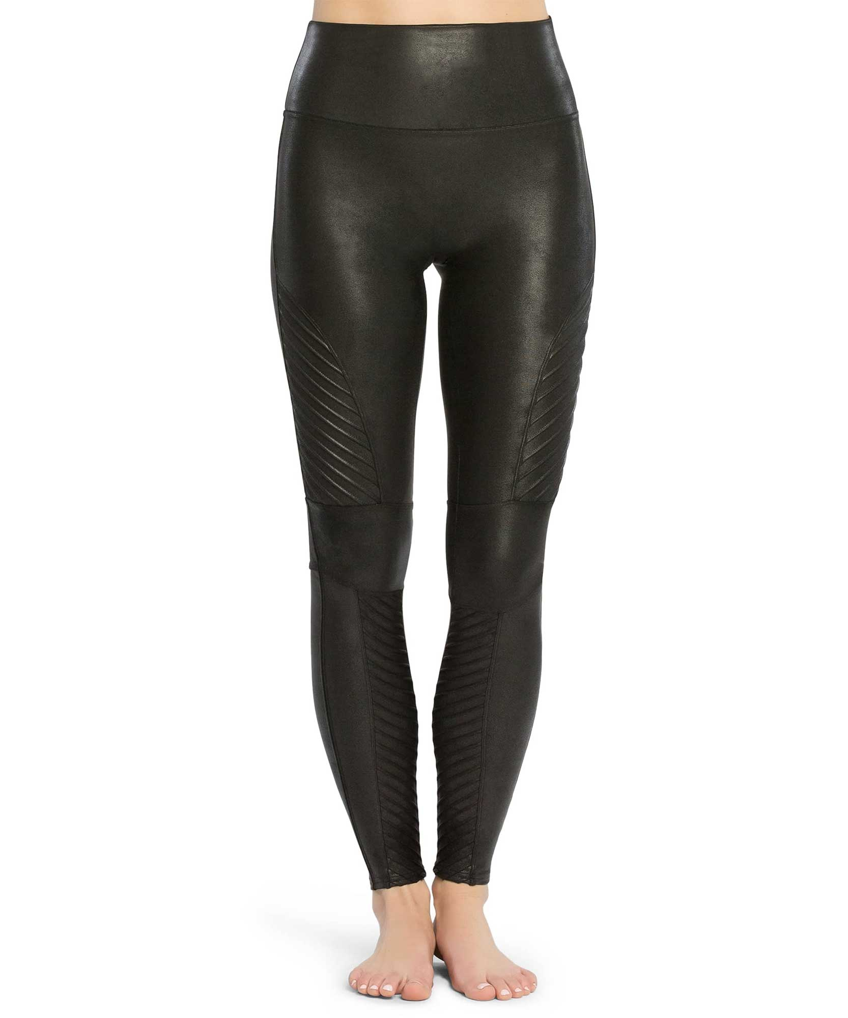 Faux Leather Moto Leggings-BESTSELLER!