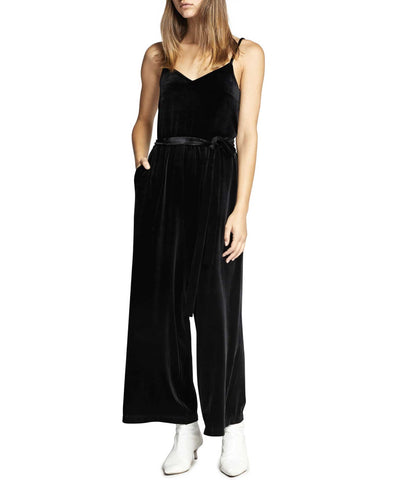 One Night Only Jumpsuit, Black