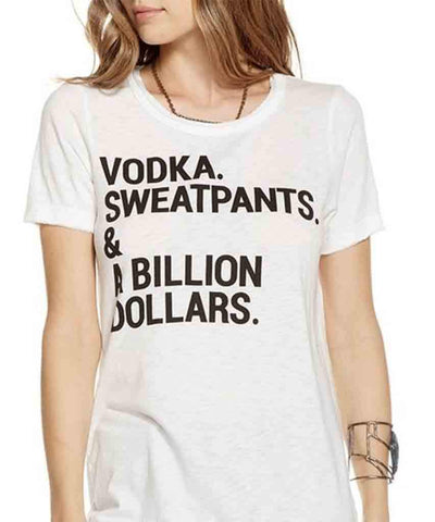 Vodka Dollars Tee
