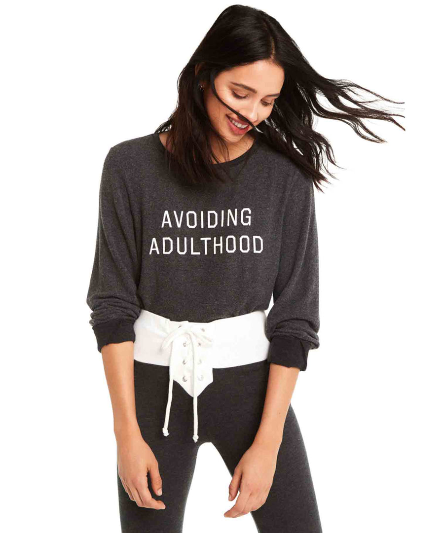 Avoiding Adulthood Sweatshirt