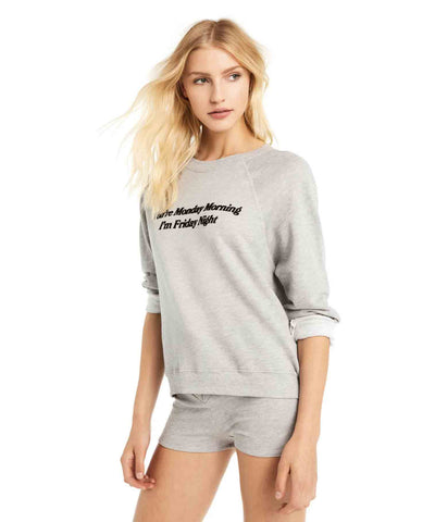 I'm Friday Night Sweatshirt