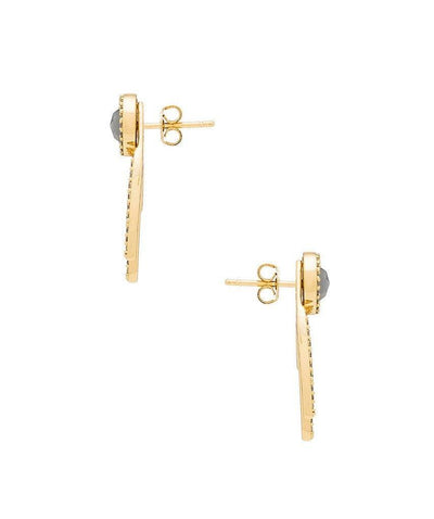 5 Point Stud  Earrings, Melanie Auld,- Pink Arrows Boutique