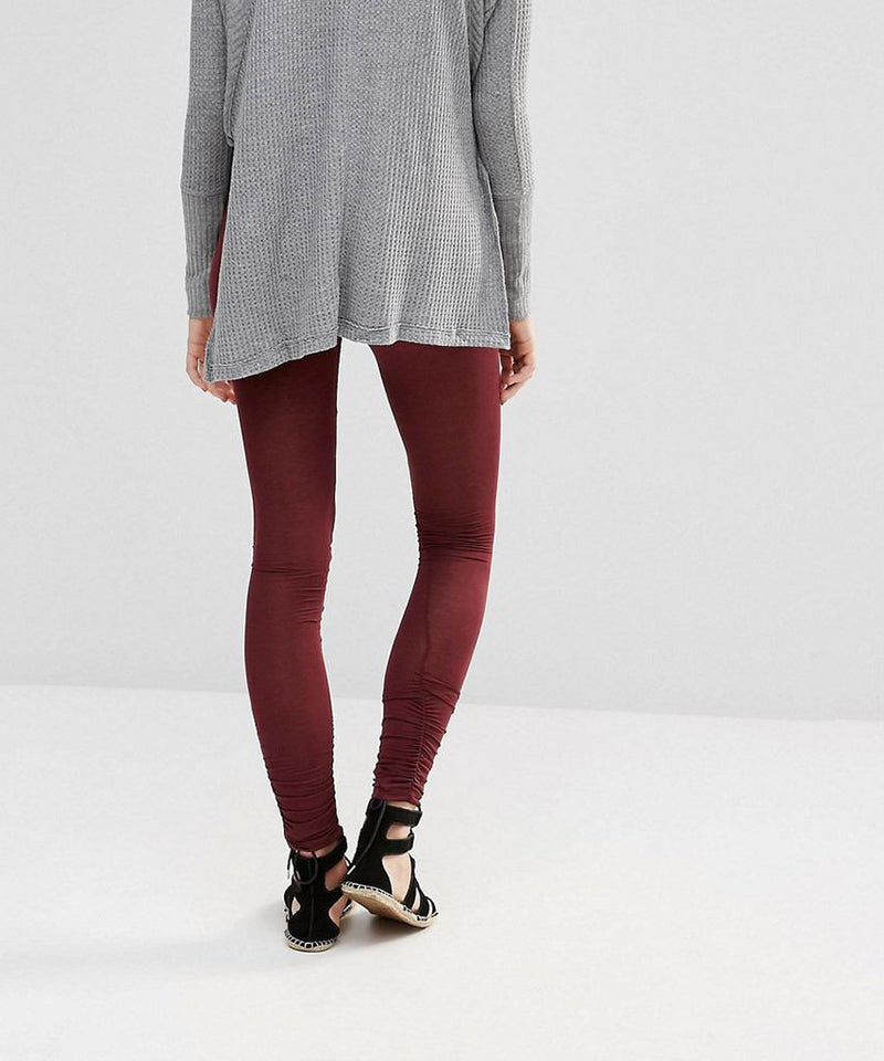 Layering Wine Legging