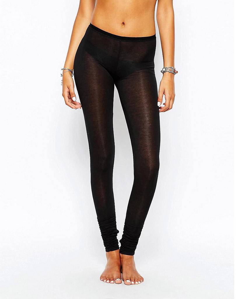 Layering Black Legging