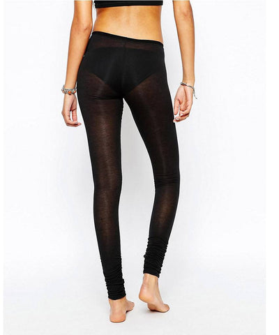 Layering Black Legging  Leggings, Free People,- Pink Arrows Boutique