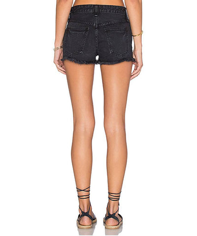 Uptown Shorts  Shorts, Free People,- Pink Arrows Boutique