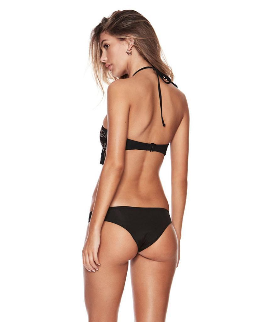Bronze Swim Bottom  Swim, Beach Riot,- Pink Arrows Boutique
