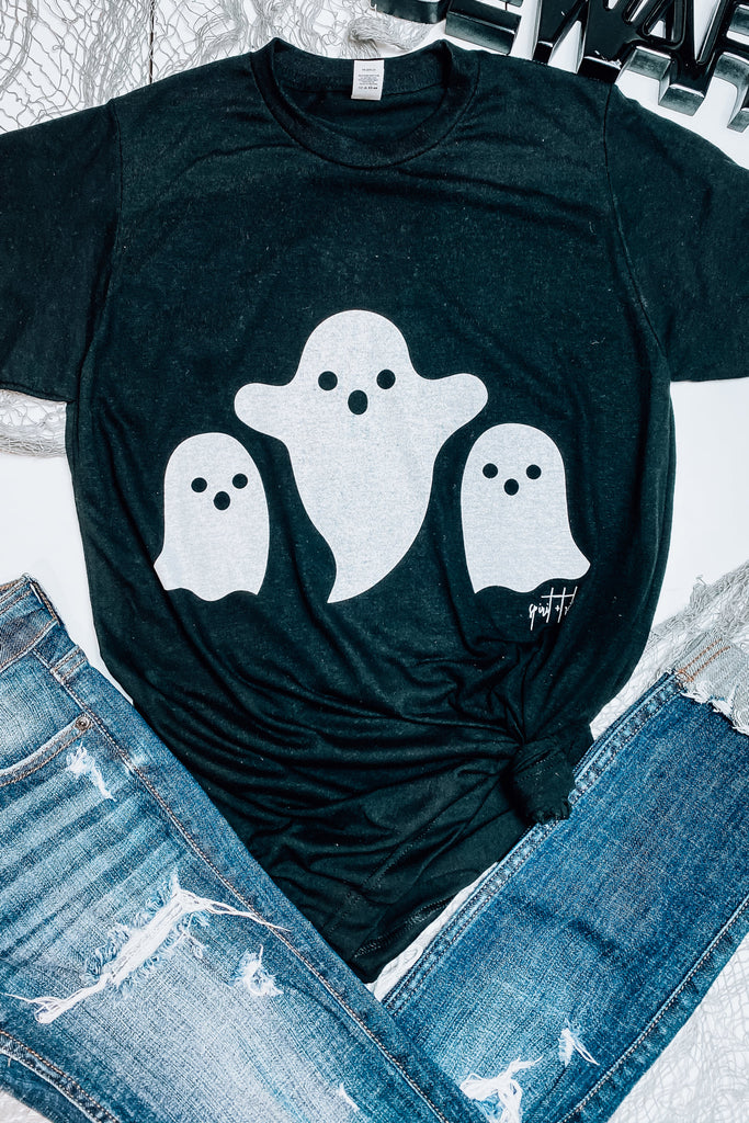 Ghost Gang Graphic Tee - S-3X