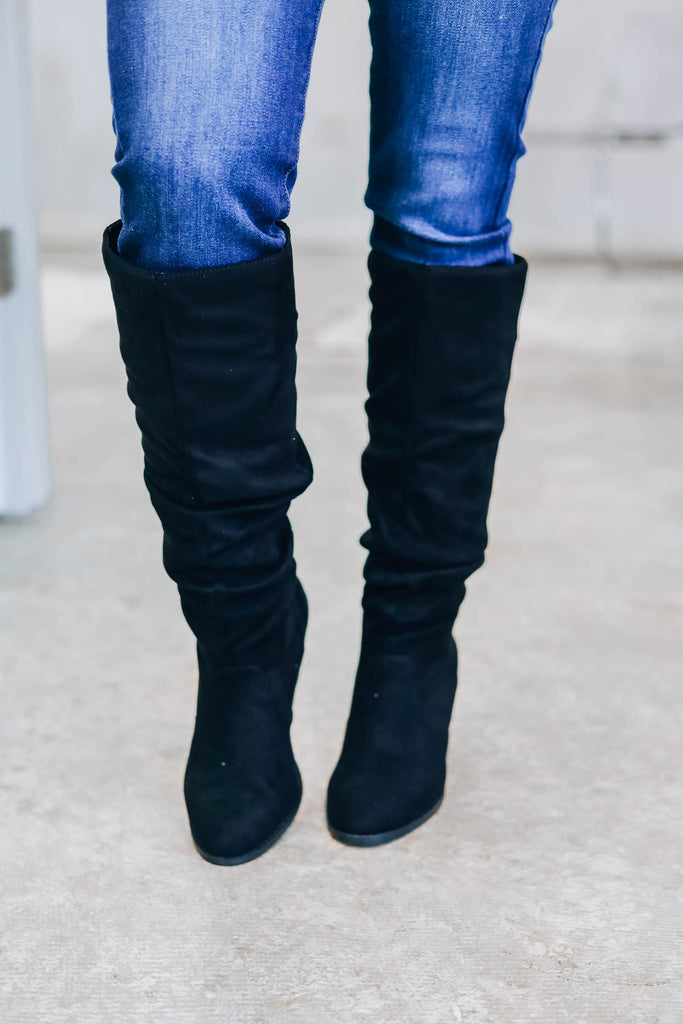 Elena Suede Boots
