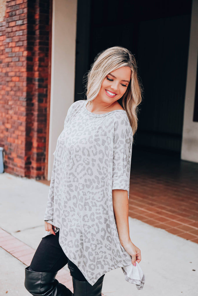 Swing Flowy Tunic