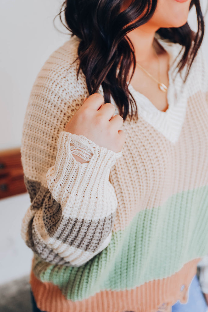Adelaide Knit Sweater