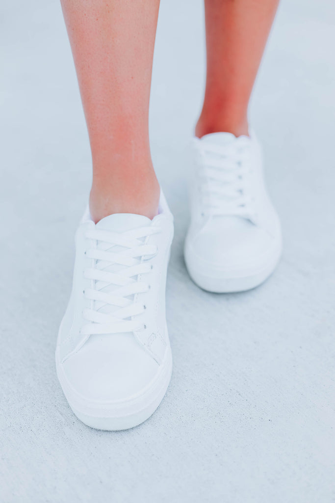 Sloan Sneakers - White