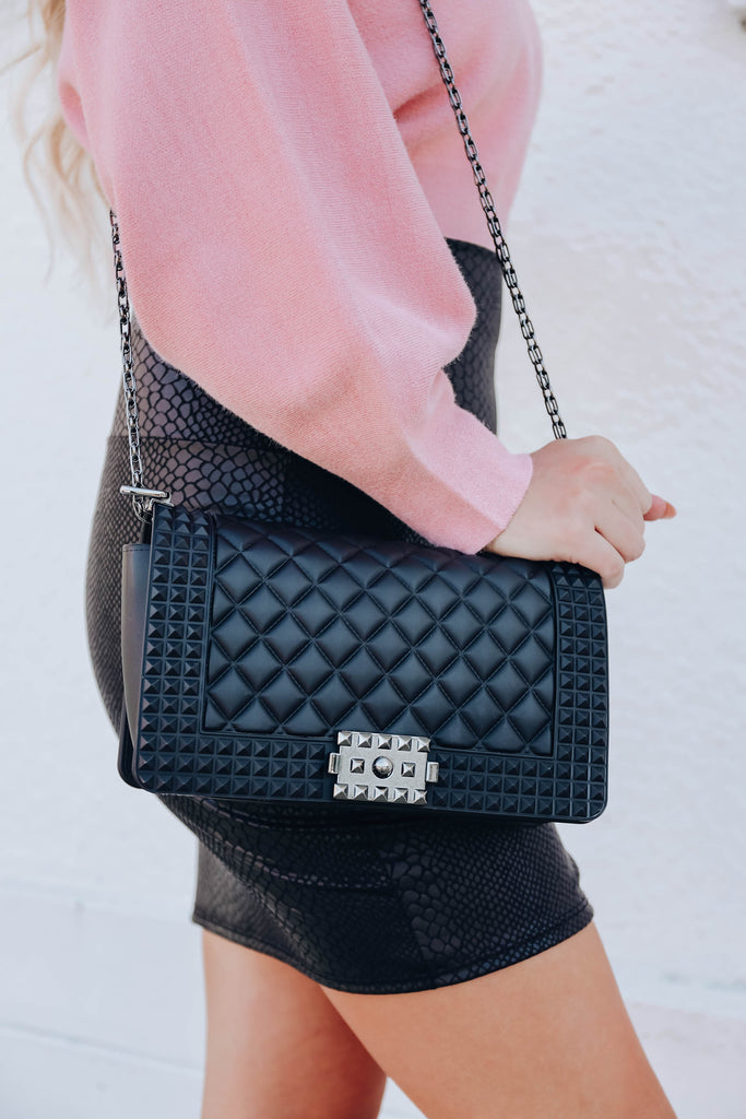 Penthouse Dreaming Quilted Bag