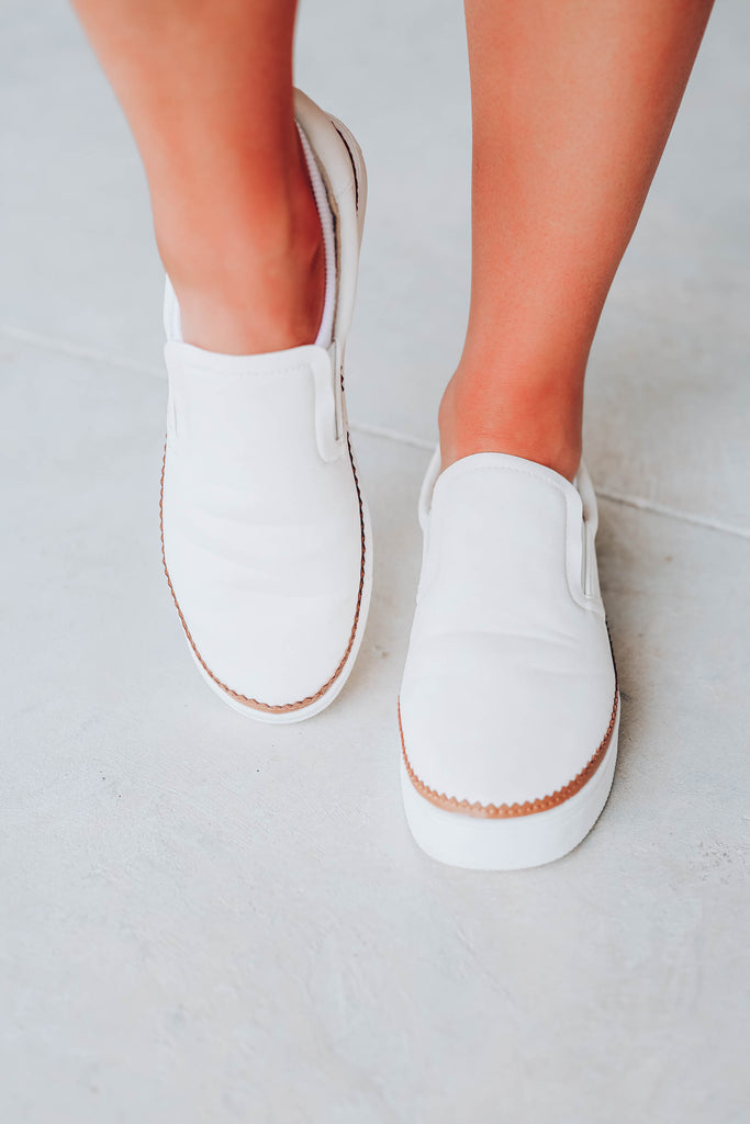 Dream Walking Loafer - Off White