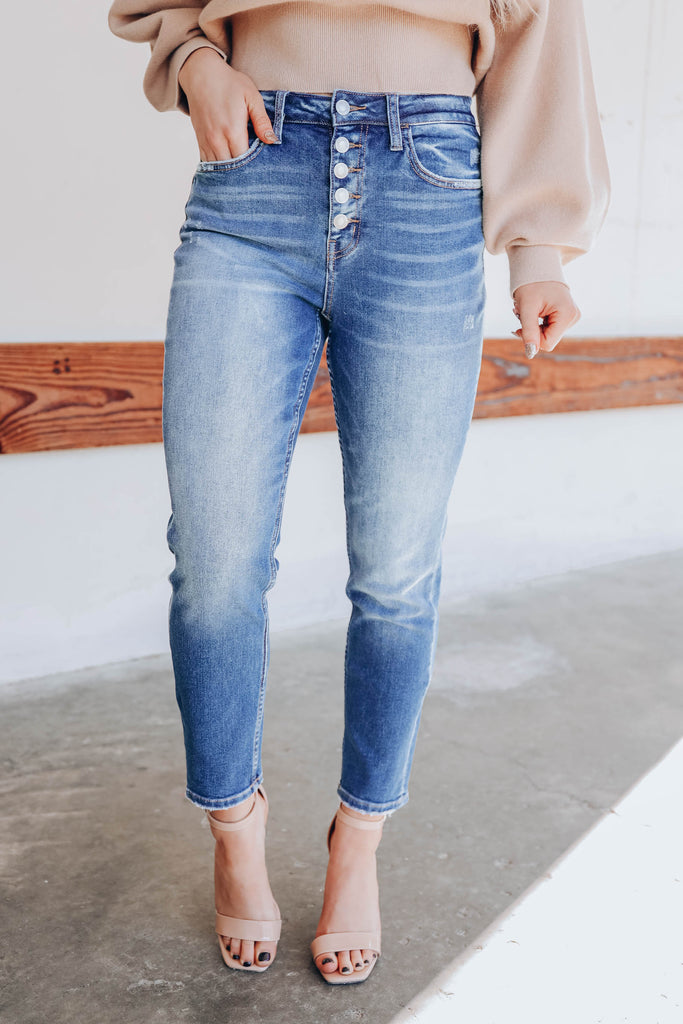 Brandi Super High Waisted Jeans