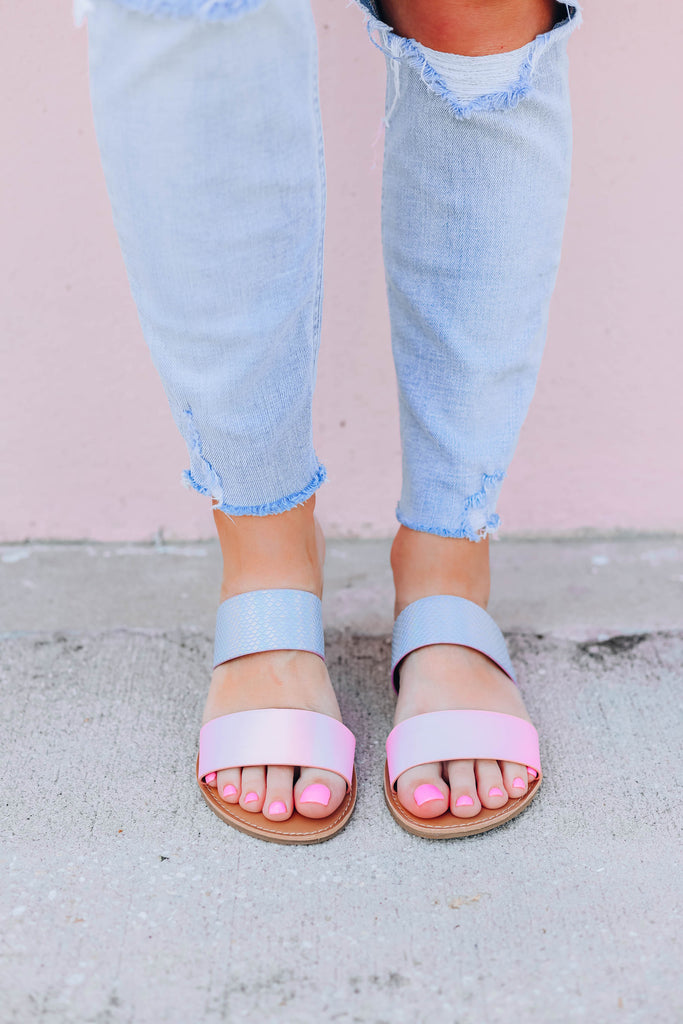 Mermaid Beachside Sandals