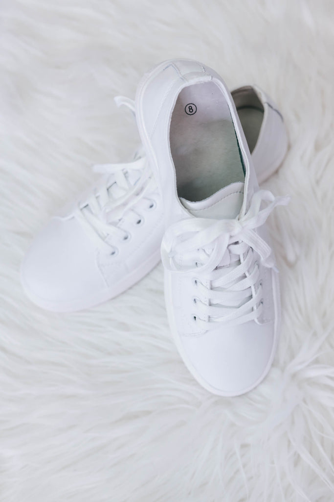 Keana Sneakers - White