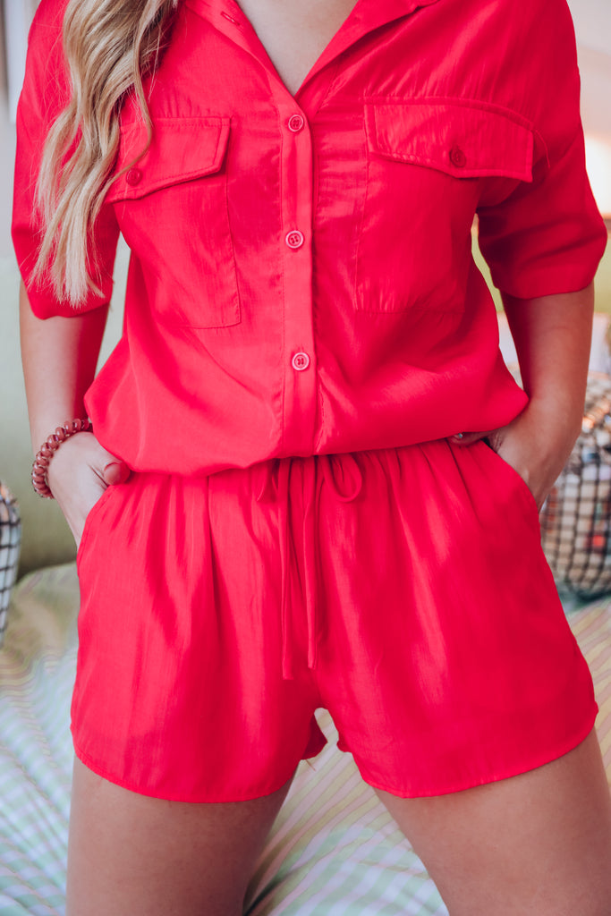 Under The Sea Sequin Top