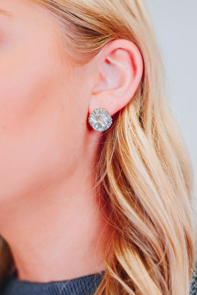 A Girl's Best Friend Earrings