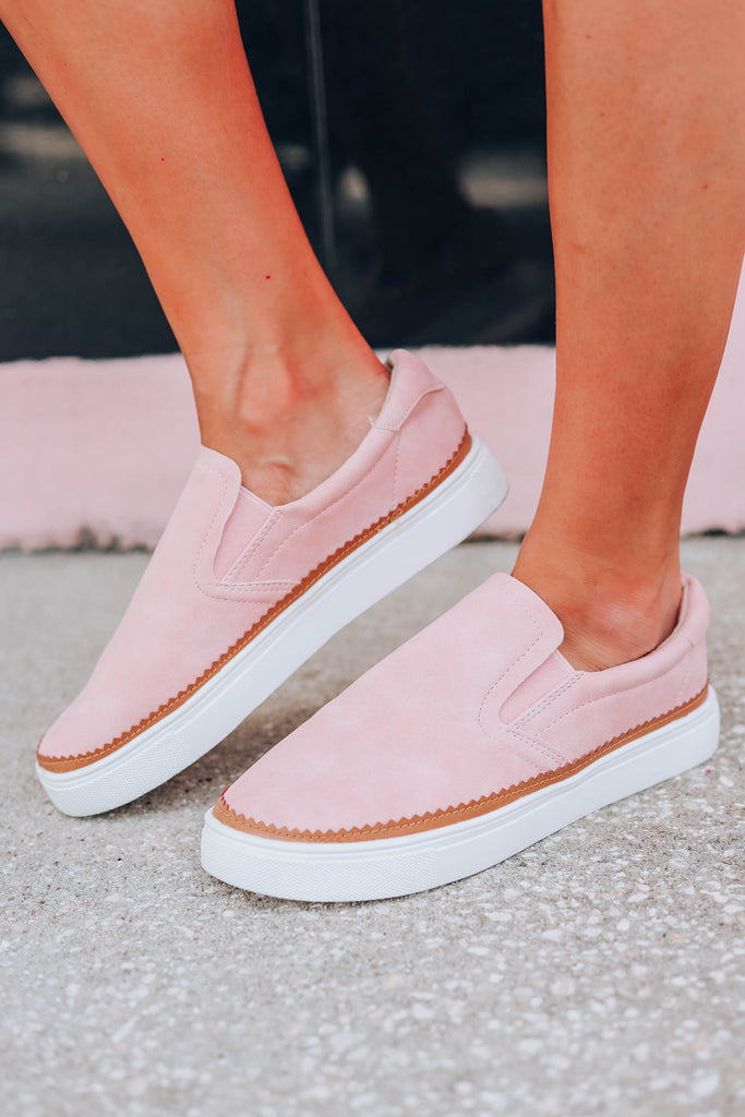 Dream Walking Loafer - Mauve