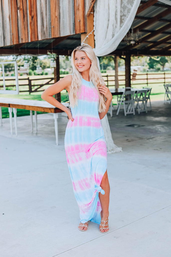 Florida Dreamin' Maxi Dress