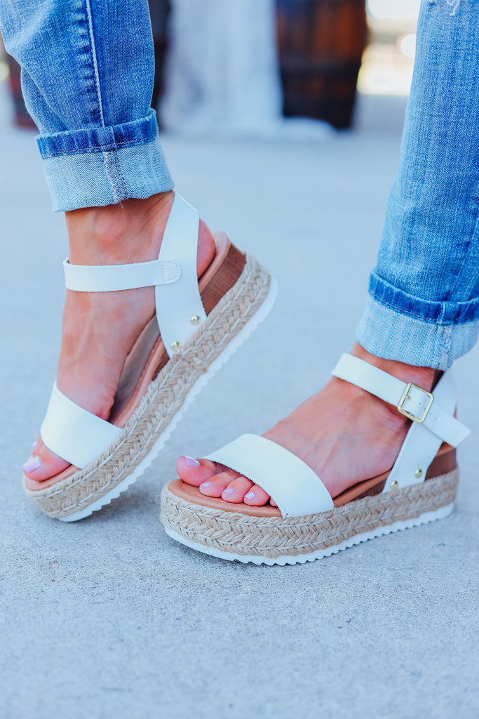 Makenna Espadrille Sandals