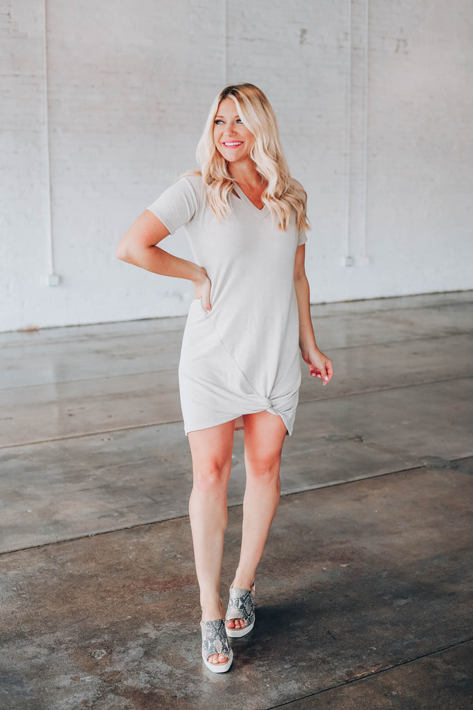 Simple Spirit Dress