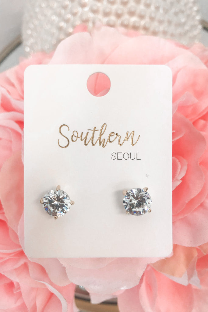 Set Free Earrings - Gold